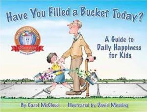Bucket Filler preschool read aloud cover