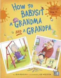Best Read Aloud Books for Kids - How to Babysit a