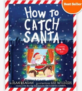 Best Read Aloud Books for Kids - How to Catch a Santa
