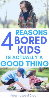 Boy on Kids Being Bored Pin Image for My Kids are bored