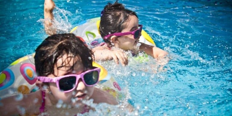 Going to the Pool with Kids is a Special Kind of Hell