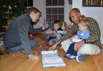 k'nex make a great addition to a 529 contribution as non toy gifts for kids