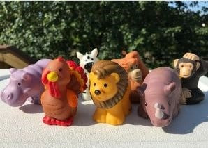 non toy gift idea for kids example with little people animals