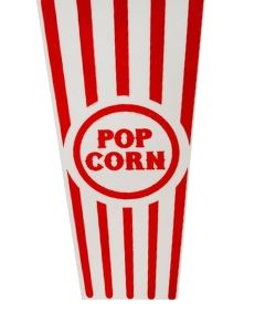 popcorn container for a movie non toy gift idea