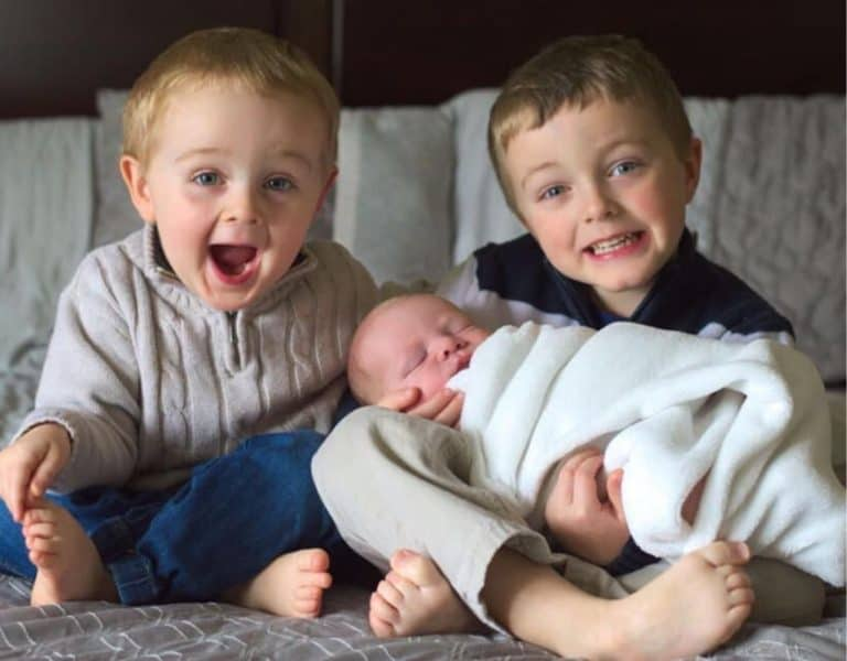 To The Mom of All Boys or All Girls – On having a baby of the same sex (again!)