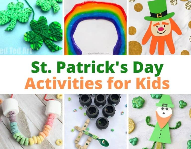 17 St. Patrick's Day Activities for Kids That Are Fun & Easy