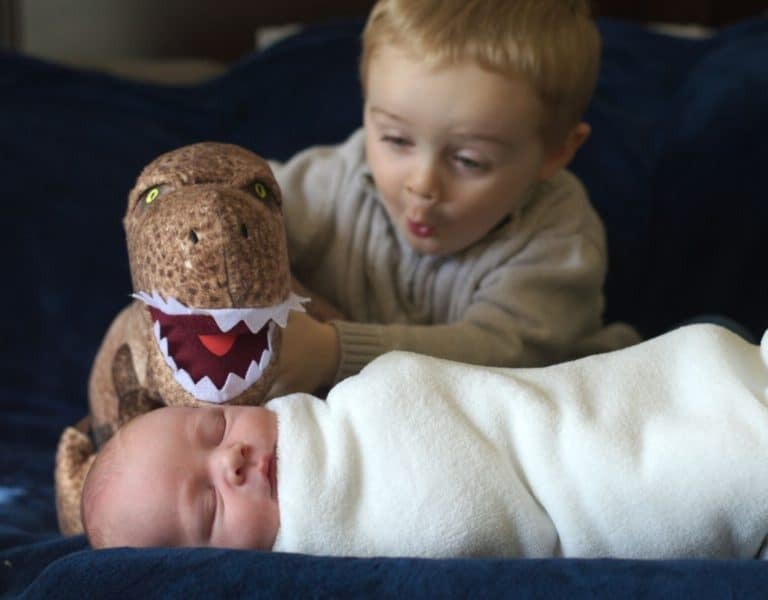 Operation Sibling: How To Prepare Your Toddler For a New Baby