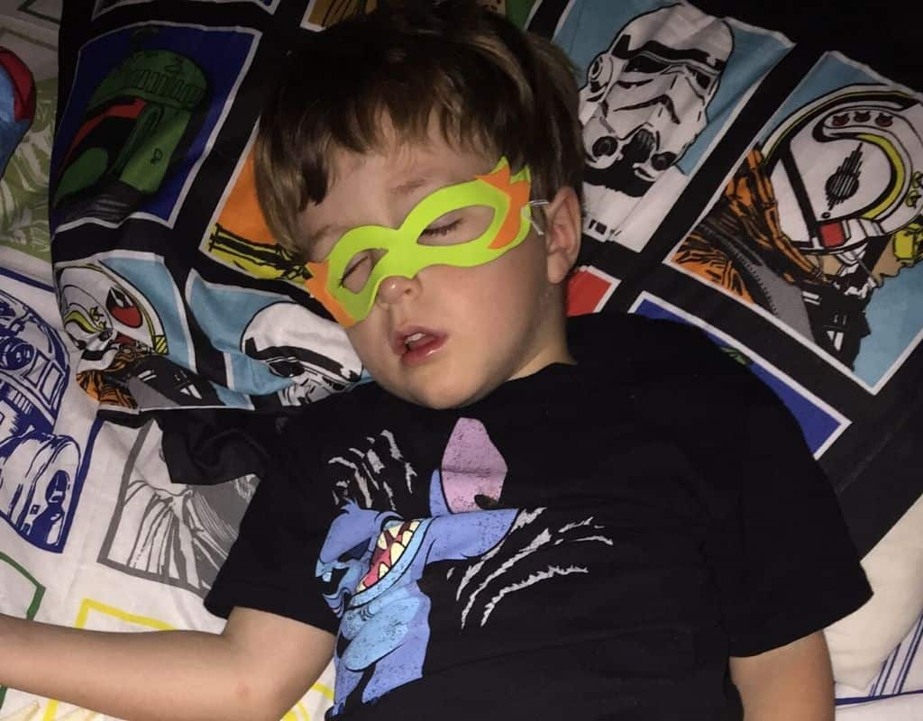 kid who wont go to bed and stay in bed featured image