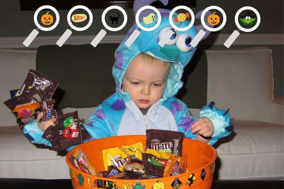 Halloween I Spy Preschool Activity featured image