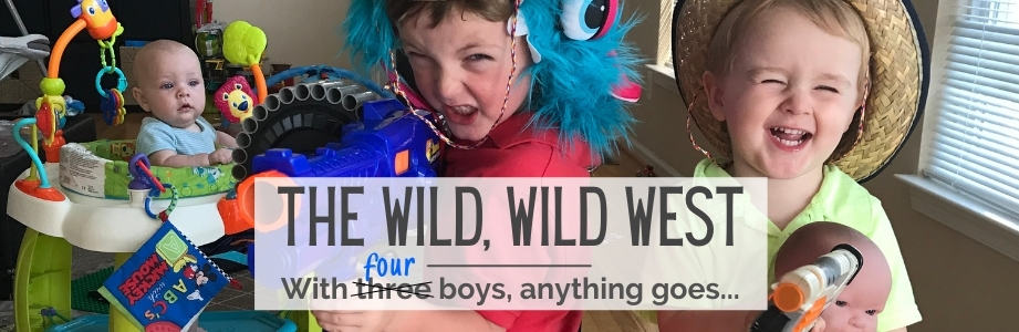 The Wild, Wild West Parenting & Teaching Blog