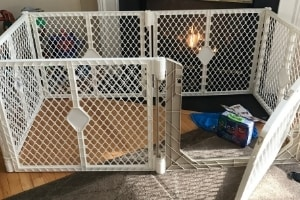 baby gate for childproofing for your toddler