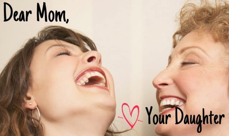 A Funny Mother's Day Message From Your Daughter