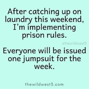 Really Funny Laundry Memes about it never ending