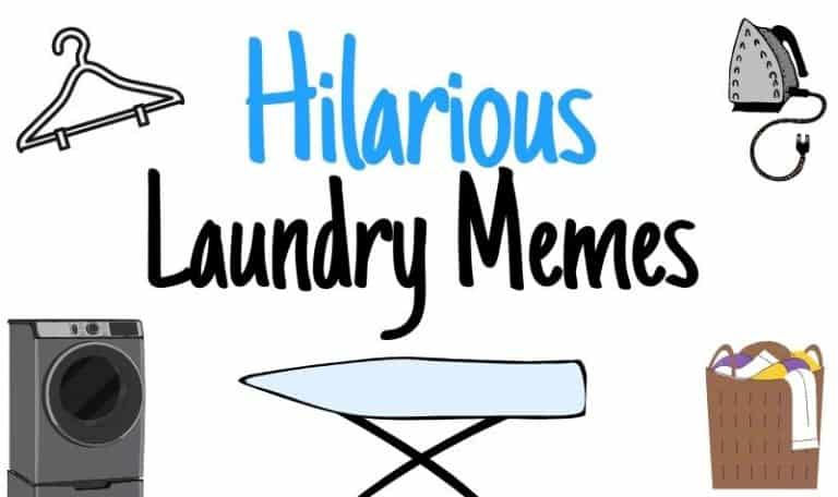Hilariously Funny Laundry Memes to Make You Laugh When the Laundry Struggle Is Too Real!