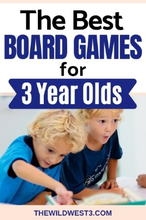 the best board games for three year olds